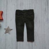 9-12 мес Скинни вельветовые штаны Zara