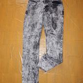 W32 L30, поб 46-48 узкачи! варенки джинсы скинни 21Men