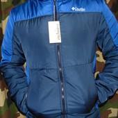 Новая фирменная курточка реплика демисезон бренд.Columbia (Коламбия). л
