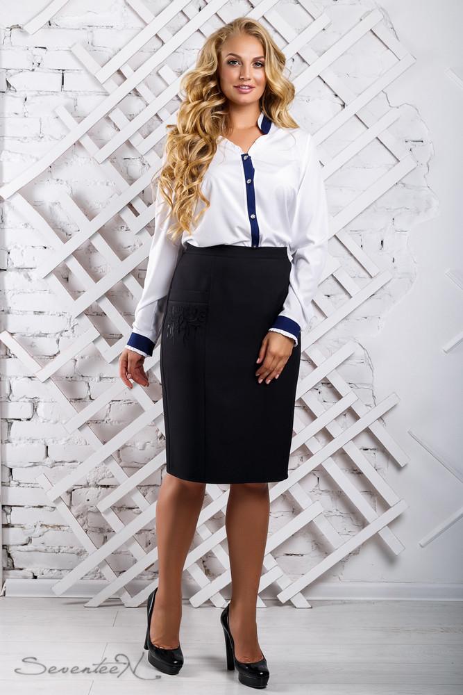 Блуза 46,48,50,52 размеры фото №1