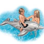 Плотик Дельфин Intex 58535