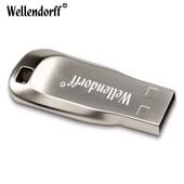 USB флешка Wellendorff 16Gb- флеш накопитель 16 гб. usb 2.0. новая
