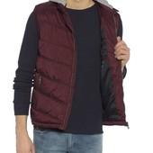 Жилетка, куртка, безрукавка новая мужская, Турция, размер XS, S, M, 42, 44, 46
