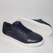 Мужские кожаные кеды Multi Shoes