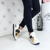 Кроссовки белые Louis Vuitton копия