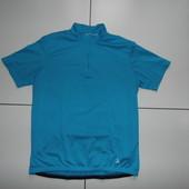 Спортивная футболка велофутболка велоодежда - B'Twin (Франция) - 104/113 -L -сток!!!