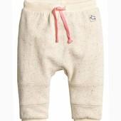 Штаны, размер 1,5-2 года, штаники,   cotton,  H&M.