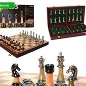 Набор шахмат в коробке 55023A