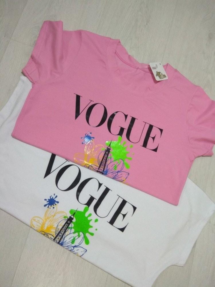 Женская футболка качество отличное фото №1
