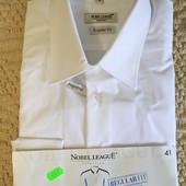 Мужские рубашки с длинным рукавом Nobel League строгие классические