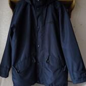 Фирменная отличная мужская куртка ветровка Grizzli. 3xl-4xl. Но см.замеры.