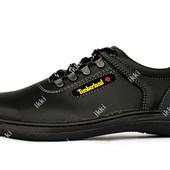 Мужские туфли спортивного стиля черные (РЛТ-25кзн)