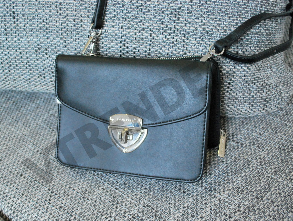 2a409baa596d 5504 black david jones женский мини клатч и кошелек 2 в 1, цена 449 ...