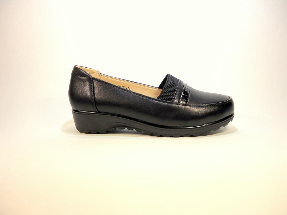Женские туфли лодочки на удобной танкетке. размер 36-41. фото №1
