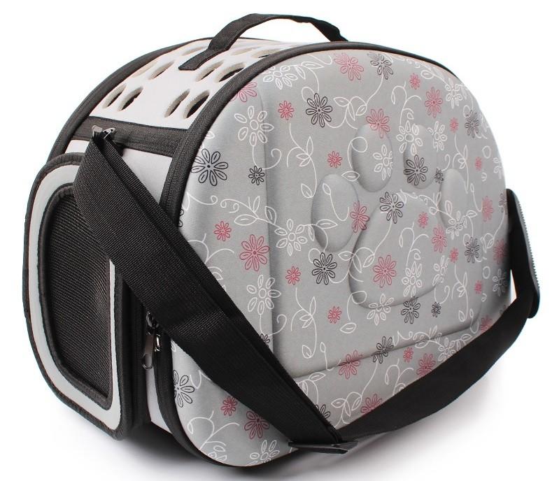 Переноска раскладная - сумка для собак ,кошек ,кроликов др. животных фото №1