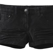 Шорты джинсовые короткие, 140, Германия