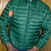 Новая стильная брендовая курточка Natural Down.л-хл ..