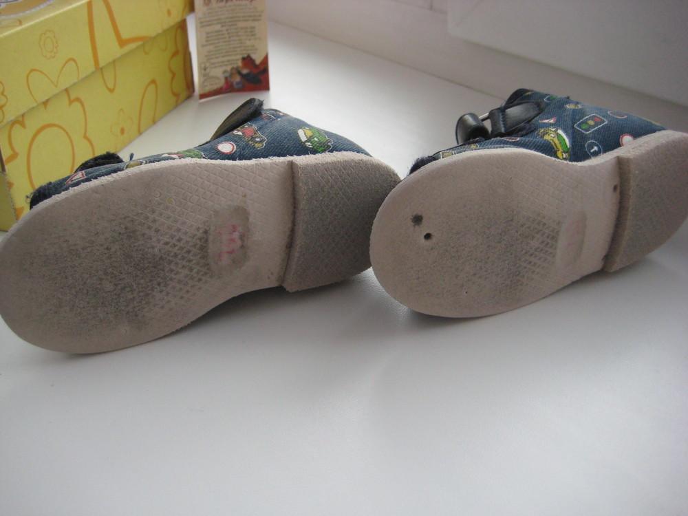 Текстильні ортопеди 14 см устілка фото №5