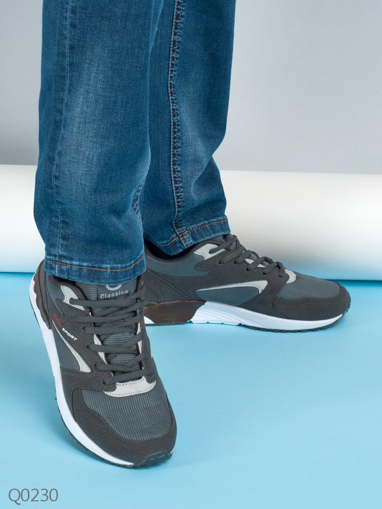 Q0230 кроссовки мужские фото №4