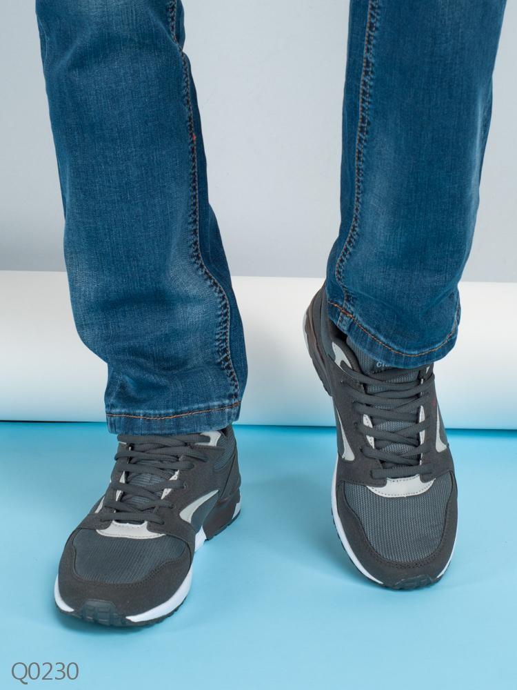 Q0230 кроссовки мужские фото №5