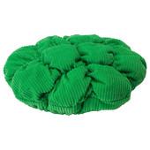 Чехол для табурета маммут, зеленый 002.962.71 Stickat, Стиккат Икеа Ikea В наличии