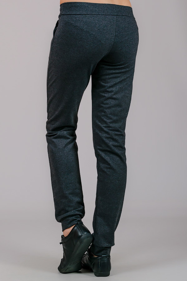 Женские трикотажные брюки, спортивные штаны р-р m l xl xxl xxxl фото №1