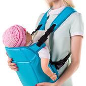 Кенгуру-переноска для малышей, Умка №6, 2 положения, цвета в ассортименте