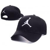 Кепка Air Jordan Baseball р. универсальный, черн, бел. код fr-2411