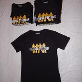 р. 158-164-170, Новая! прикольная футболка Abbamania