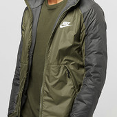 Куртка Nike Nsw syn Fill jacket hd fleece Ln, 3 цвета, код od-861788