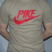 Стильная фирменная футболка Fruit of the Loom.л