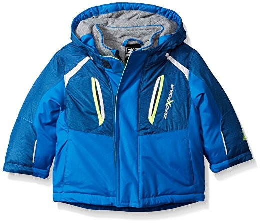Зимняя куртка на мальчика zeroxposur америка яркая, красивая 18-24мес фото №1