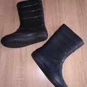 Резиновые сапоги стелька 19,5-20 см
