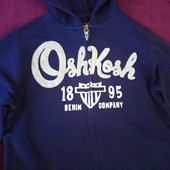 Кофта на молнии OshKosh 10 лет