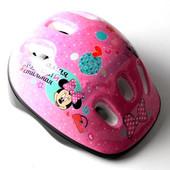 Защитный шлем для катания на велосипеде и роликах для девочек