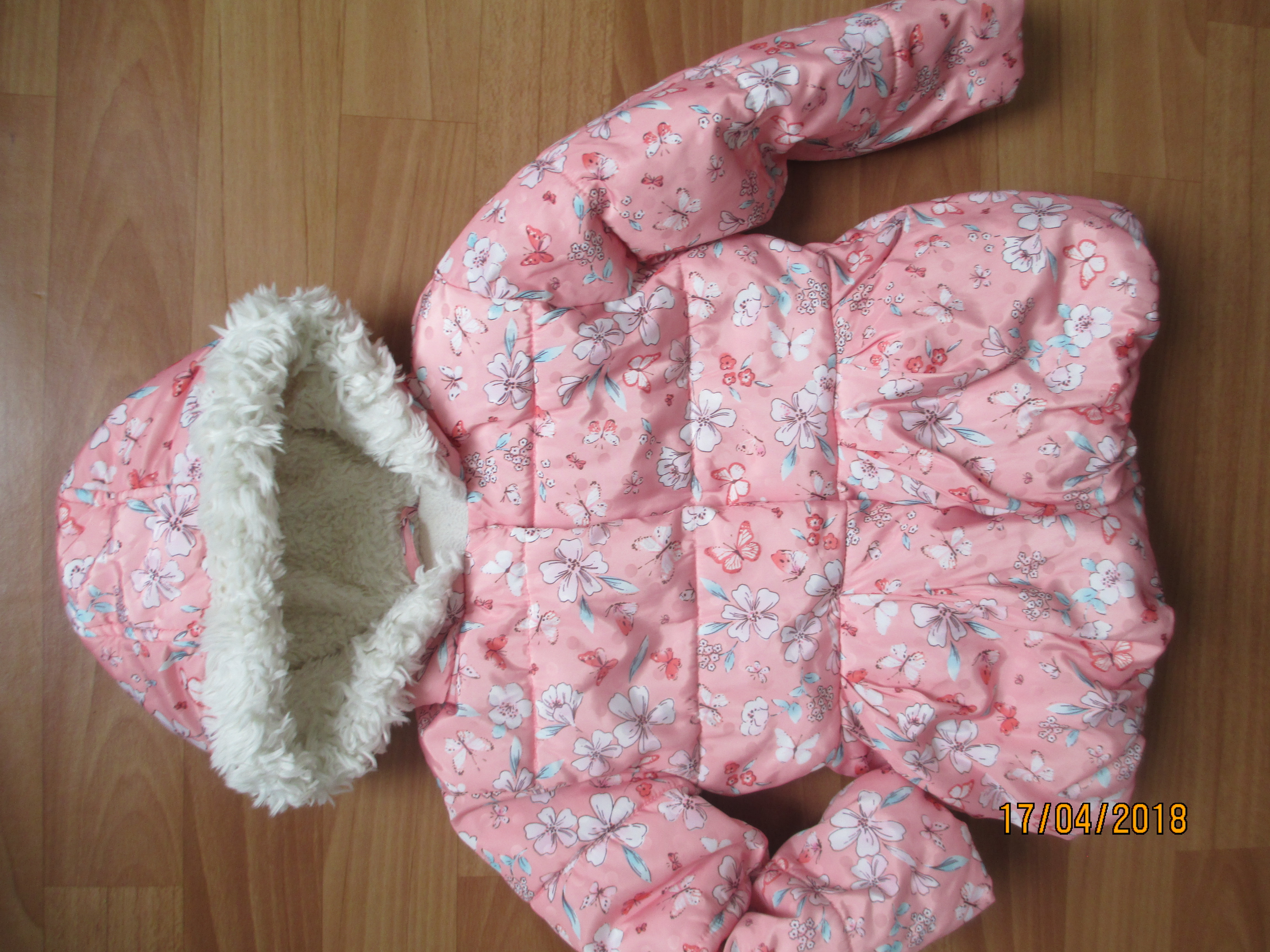 Тёплая курточка Mothercare  на 1,5-2,0 года