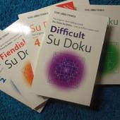 Японская головоломка Sudoku/Судоку