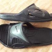 Шлёпанцы фирменные Nike р.42-27см.