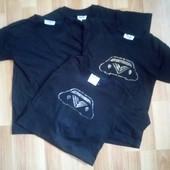 Бесшовная футболка р122 combed cotton чесаный хлопок