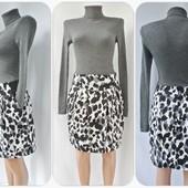 Стильная, модная брендовая юбка  H&M. Размер12/14(М/L).