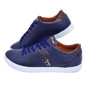 Кеды мужские кожаные Club Shoes