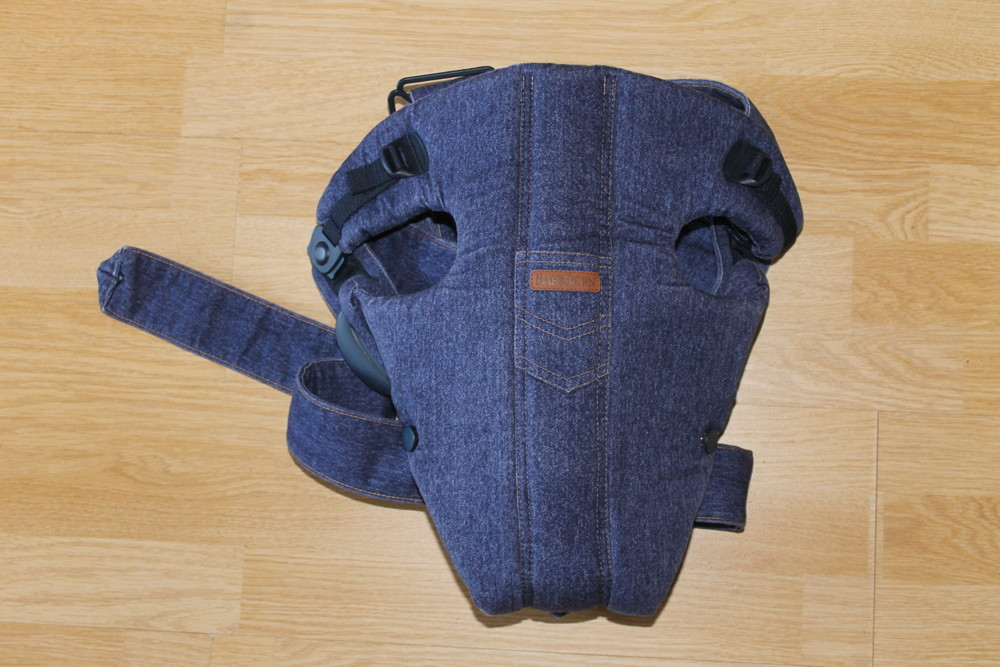 Baby björn рюкзак-кенгуру 3.5-10кг фото №1