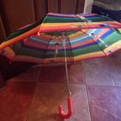 Детский зонтик  zest Яркий, красочный и качественый!  Англия По рассцветке подойдет и мальчику и дев