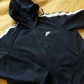 Фирменная кофта с капюшоном Nike р.48-50