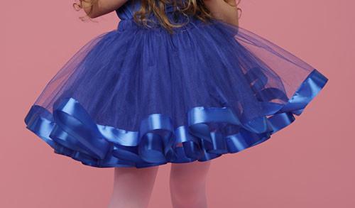 c416cee0324 Детские юбки из фатина фото №1