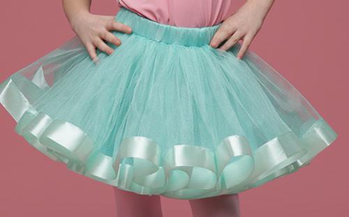 0a1cec2d8b6 Детские юбки из фатина фото №7
