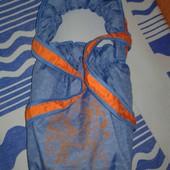 Люлька/сумка для переноски младенца/ребенка.