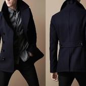 Мужское зимнее  шерстяное пальто от Doni Ricce.  Размер М-Л