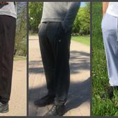 Спортивные мужские брюки свободного кроя