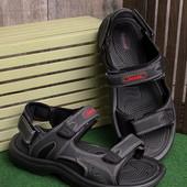 Легкие удобные мужские сандалии скорого цвета